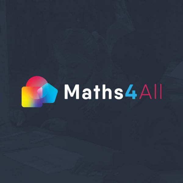 Maths4all Website & Logo