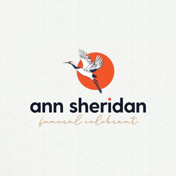 Ann Sheridan Website & Logo